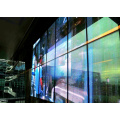 Windows Showcase Mesh Vorhang LED Video Bildschirm