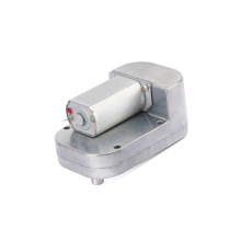 High torque 12v 24v  small gear reducer motor  worm gear motor