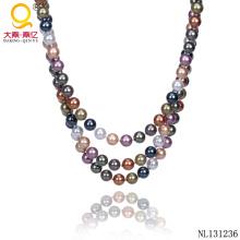 2014 новые продукты ювелирных изделий ожерелье матери перламутровый