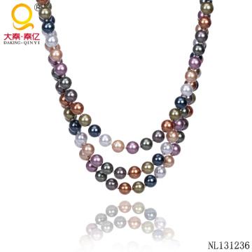 2014 Nouveaux produits Collier bijoux Mère de perle