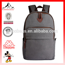Canvas Laptop Backpack Rucksack Daypack Travel Bag Hiking Bag