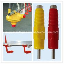 Équipement potable potable de mamelon de volaille de Qingdao, Chine