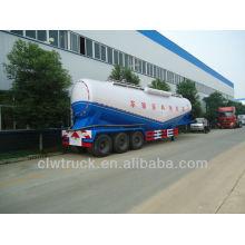 Tanque de descarga de aire de 60m3 para transportar semirremolques de cemento a granel
