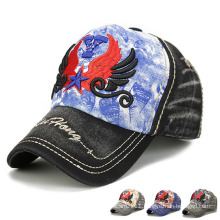 Children Embroidered Brushed Cotton Twill Baseball Cap (YKY3411)