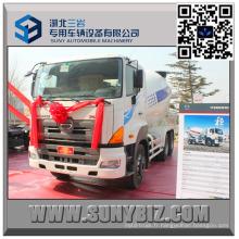 10 M3 Hino 700 Agitating Camion