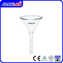 JOAN LAB Embudos de vidrio Embudo de adición de disolventes