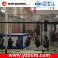 Máquinas industriais de transporte automático