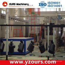 Máquinas industriales cinta transportadora automática