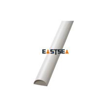 Hochwertiger PVC geschlitzter weißer Aluminiumkabelkanal