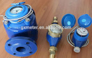Remote Reading Water Meter for Irrigation