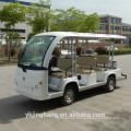 Elektrischer Shuttlebus mit 14 Sitzen 5kw 72v