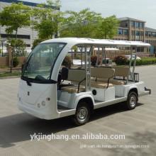 Elektrischer Touristenauto mit 8 Plätzen / 72v elektrischer Touristenbus