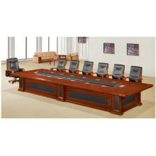 Mesa de conferencia de entrega rápida Hall Wood (FOH-H8002)