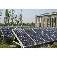 Профиль 6063-T5 экструдированные рамка приложения панели солнечных батарей