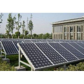 Painel solar aplicativo Frame 6063-T5 extrudados perfil