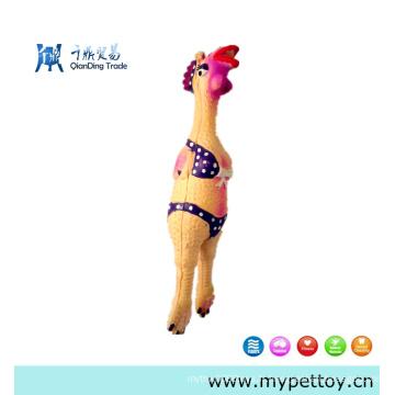 Meilleure vente Letex Cock Pet Toy pour chiens