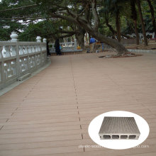 New Technology, Co-Extrusion Durable Wood Plastic Composite Decking