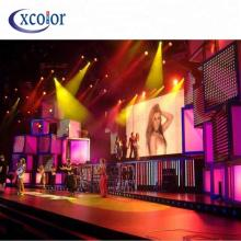 P3.91 Digital Led Screen Display For Stage Background
