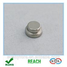 High Pull Neodymium Disk Magnet