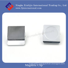 Metal Magnetic Clip with Ferrite Magnet