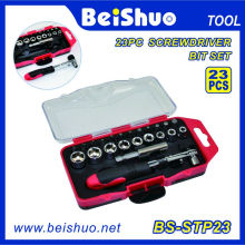 Multifunctional Security Screwdriver Bit Set