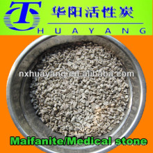 Medical stone filter media for water treatment /maifanite