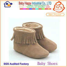 Wholesale 2014 fashion comfortable baby shoe socks winter