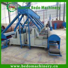 Chine haut a loué la presse / machine d'extrudeuse de briquette de sciure de bois