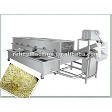 Bean sprouts washer and peeling machine