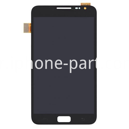 n7000 screen black