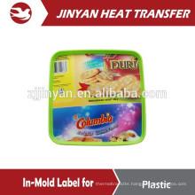 Heat Transfer In Mold Label IML