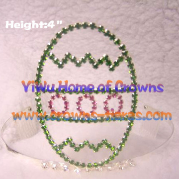 4inch Easter Eggs Crowns Easter Festival Crowns