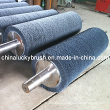 Nylon Abrasive Material Strip Roller Brush (YY-184)
