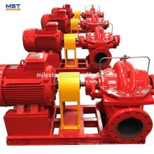 Bomba de água horizontal de divisão de 1000 gpm 350 hp 360 hp 400 hp
