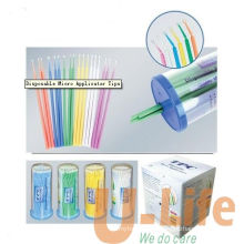 Dental Micro Brush for Disposable Use