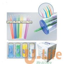 Зубная микро щетка для одноразового использования