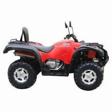 Utility Vehicle with 26L Fuel Tank Capacity, 2350mm Length and 1281mm Width