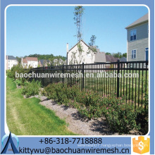 Steel Fence/ Wrought Iron Fence with low price