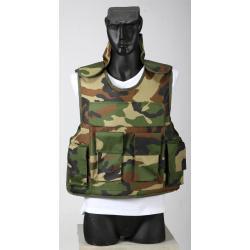 Military Useful Bulletproof Vest