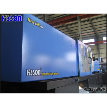 Máquina Hi-G268 moldeo plástico 268t