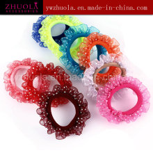 Women Hair Accessories with Lace