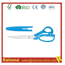 Multi-Purpose Scissors (Shears) with Magnetic Storage Case