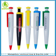 Cheap price plastic scrolling 6 message pen for advertising