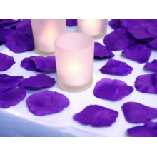 Günstige Aritifische Seide Getrocknete Blütenblätter Rosenblütenblatt