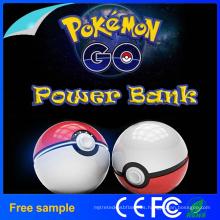 Pokemon Go Power Bank Cargador de Emergencia de Teléfono Móvil