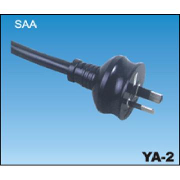 Australian SAA AC Power Cords