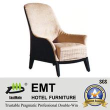 Comfortable Leisure Sofa Chair Hotel Sofa (EMT-SC02)