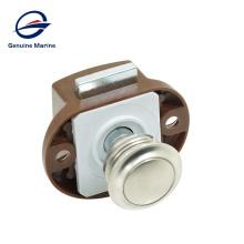 RV Mini Cabinet Caravan Boat Push Lock
