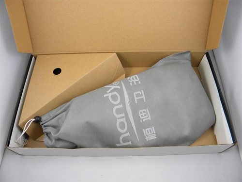 package for Contemporary Vessel faucet