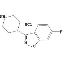 6-фтор-3- (4-пиперидинил) -1,2-бензизоксазол гидрохлорид